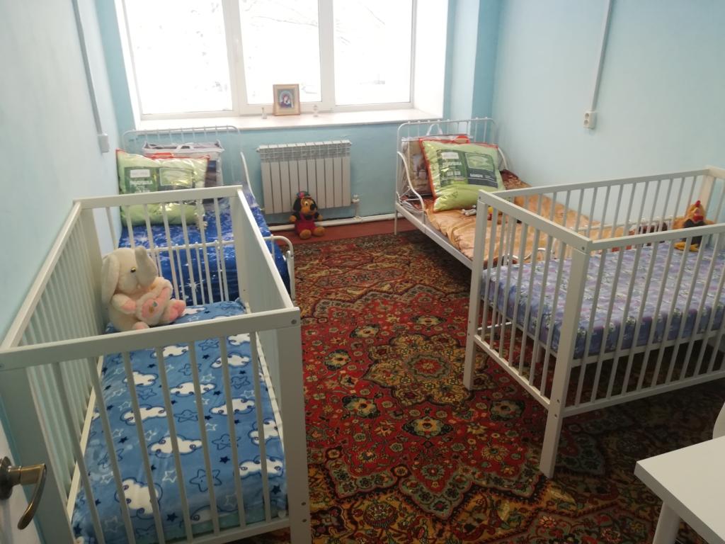 """Уютно и тепло. В Братске открыли """"Колыбель"""" для женщин с детьми, которые оказались в сложной жизненной ситуации"""
