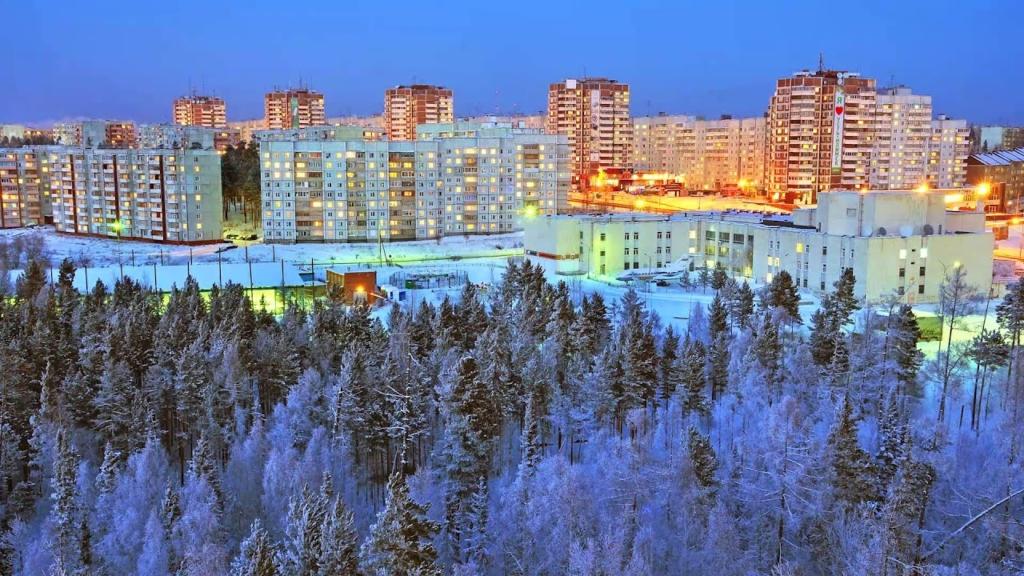 Дом, в котором я живу. Школьников Усть-Илимска приглашают к участию в конкурсе маршрутов по родному городу