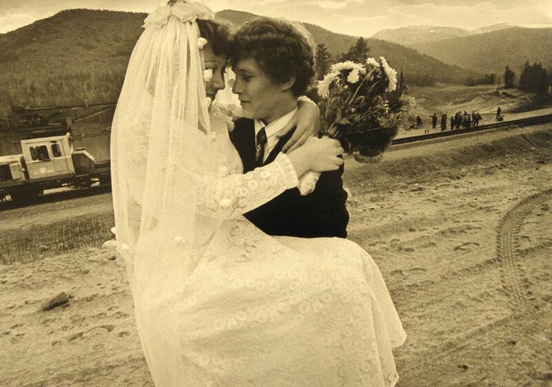 Комсомольская свадьба моя! Устьилимский Дворец культуры объявляет необычный фотоконкурс (фото)