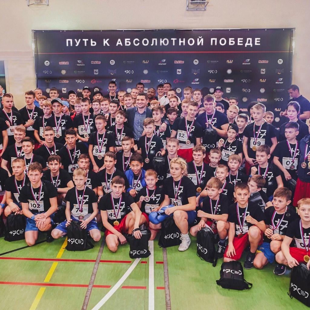 Путь к абсолютной победе. Боксеры из Усть-Илимска побывали на мастер-классе у Роя Джонса-младшего (фото)