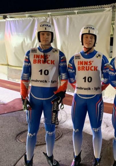Братчане успешно выступили на этапах Кубка мира по санному спорту