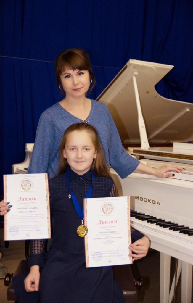 Первая среди лучших. Таня Божко из Усть-Илимска стала победительницей международного конкурса вокалистов