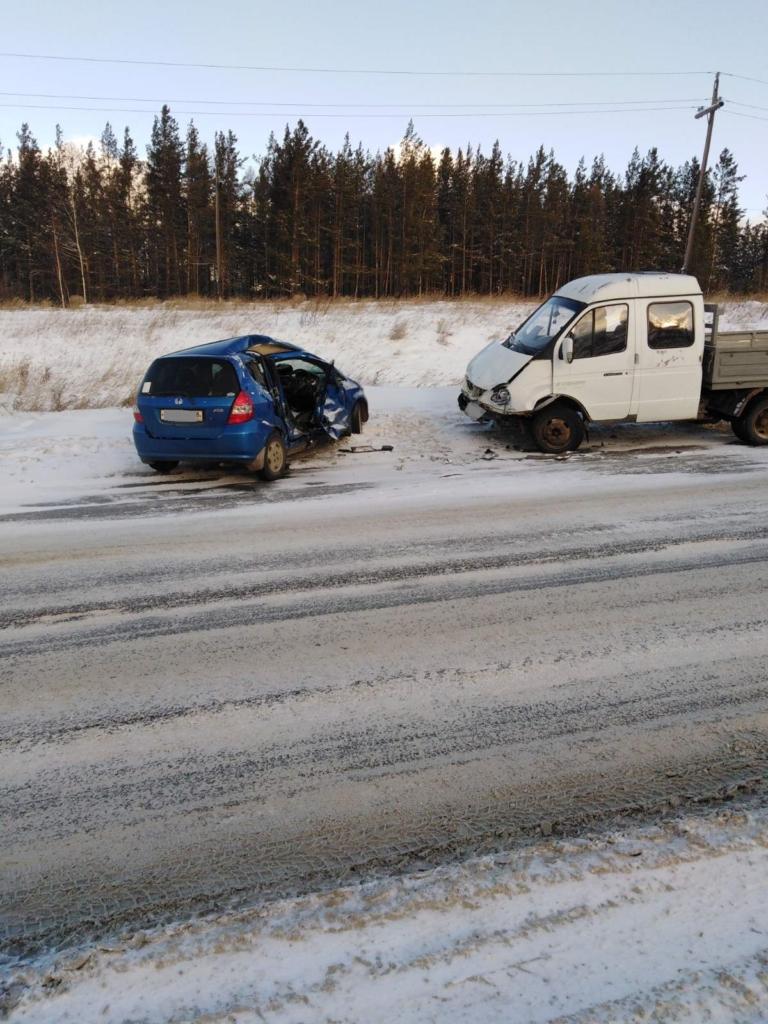 Причиной смертельной аварии в Братске могло стать несоблюдение требований по обеспечению безопасности дорожного движения