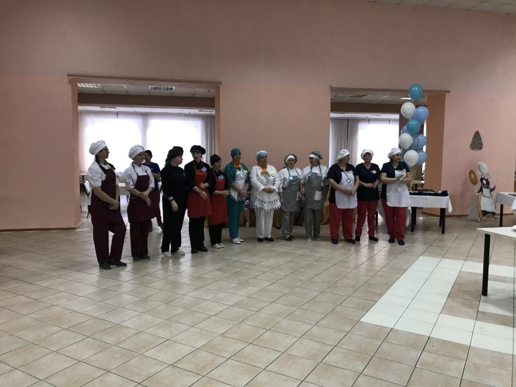 В Усть-Куте определили мастеров кулинарного искусства (фото)