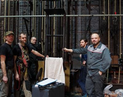 В Братском драмтеатре модернизируют механику сцены по проекту «Единой России»