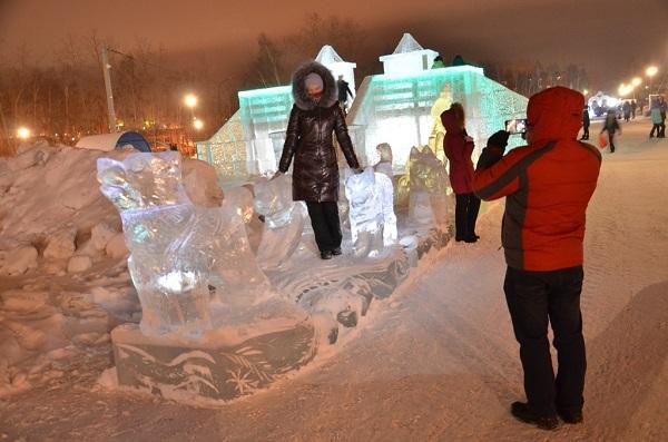 Праздник в Братск приходит. Где можно будет сделать самые новогодние фото?