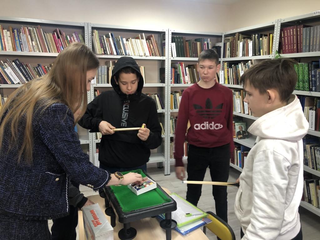 Благодаря Фонду Андрея Чернышева в библиотеке Усть-Кута открылась детская игровая комната