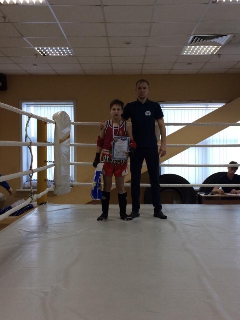 Настоящий сибирский характер показали своим соперникам братские тайбоксеры и взяли два золота областного турнира
