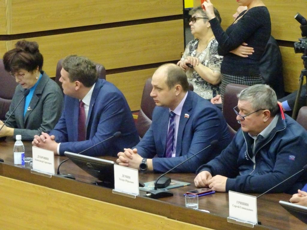 Андрей Чернышев. Итоги региональной недели (фото)