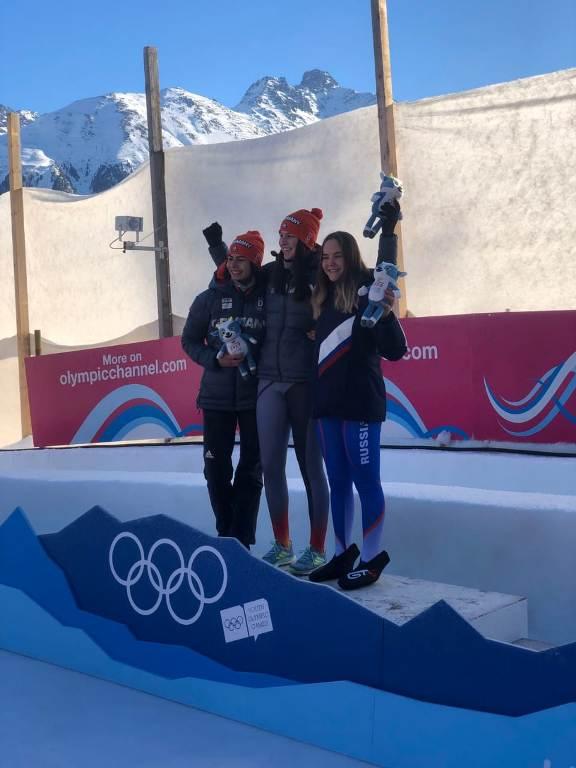Братские спортсмены взяли бронзу Зимних юношеских олимпийских игр и серебро чемпионата Европы