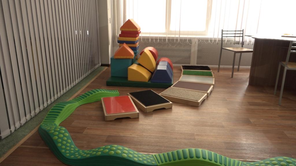Сенсорную комнату для детей с ограниченными возможностями здоровья открыли во Дворце творчества детей и молодежи Братска