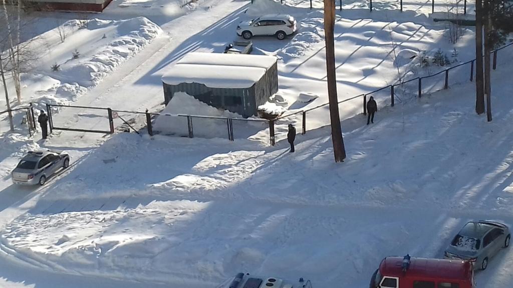 Ложная тревога. В Усть-Илимский отдел полиции поступило несколько сообщений о минировании (фото)