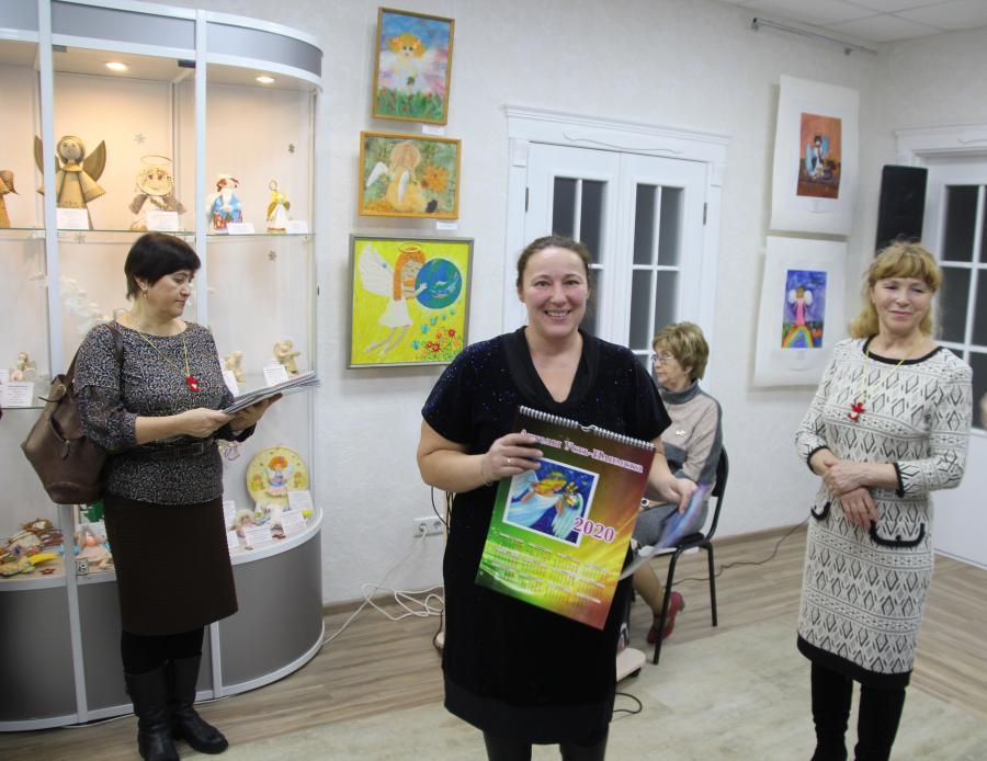 «Рождественский Ангел». Краеведческий музей Усть-Илимска приглашает на необычную выставку