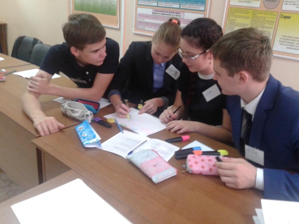 На пороге выбора - в Усть-Куте школьники проходят курсы профориентации