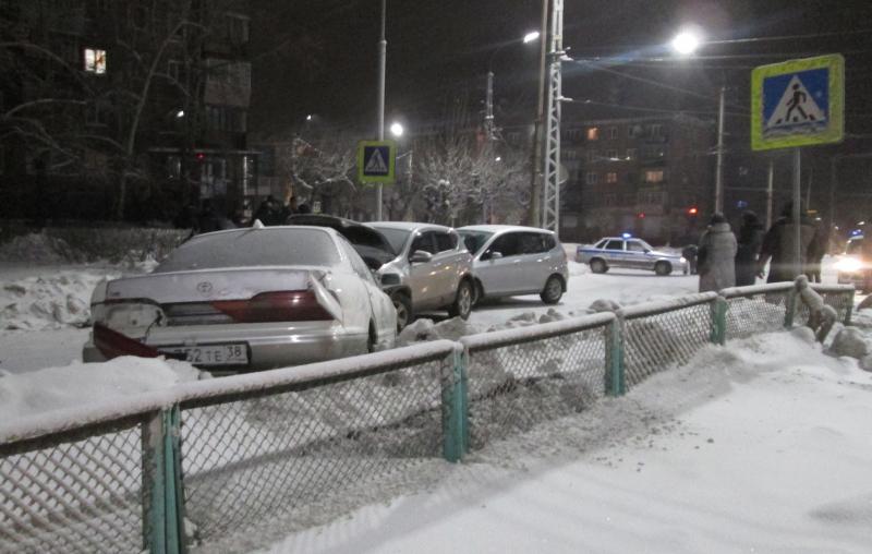 Виновнику аварии в Братске, в которой пострадали пять девушек, назначили 10 суток ареста