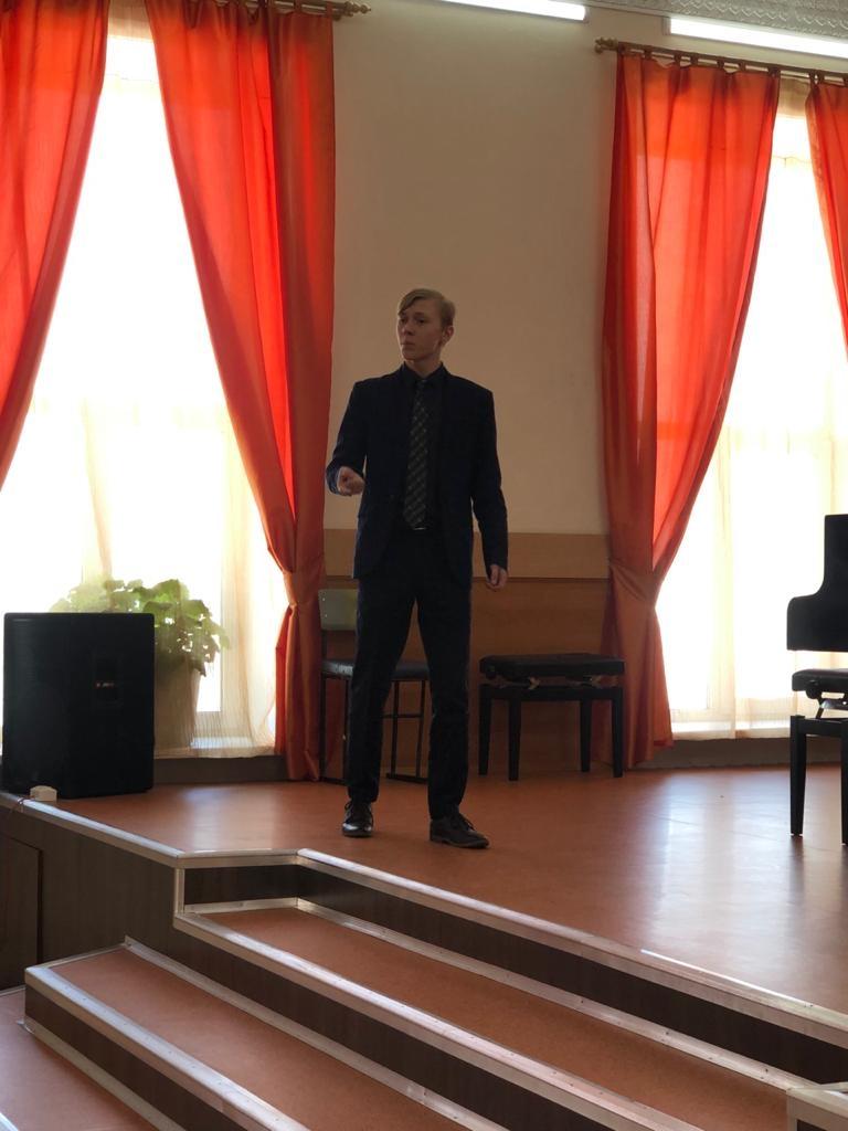 «Это я говорю тебе – Память». В Братске состоялся VI Открытый городской конкурс художественного слова, посвященный 75 –летию Победы