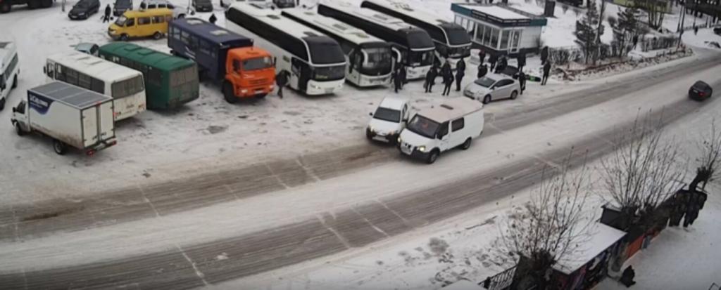 """Погода преподнесла """"сюрприз"""" жителям Усть-Кута"""