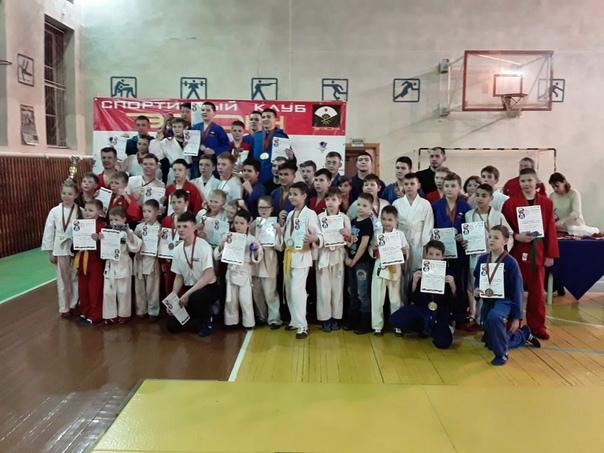 В Киренске прошел второй межрайонный турнир по армейскому рукопашному бою, посвящённый 75-летию Великой Победы