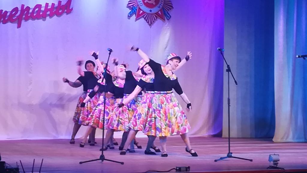 В Братске проходит I этап Областного фестиваля-смотра творческих коллективов, ветеранов, пенсионеров «Не стареют душой ветераны»