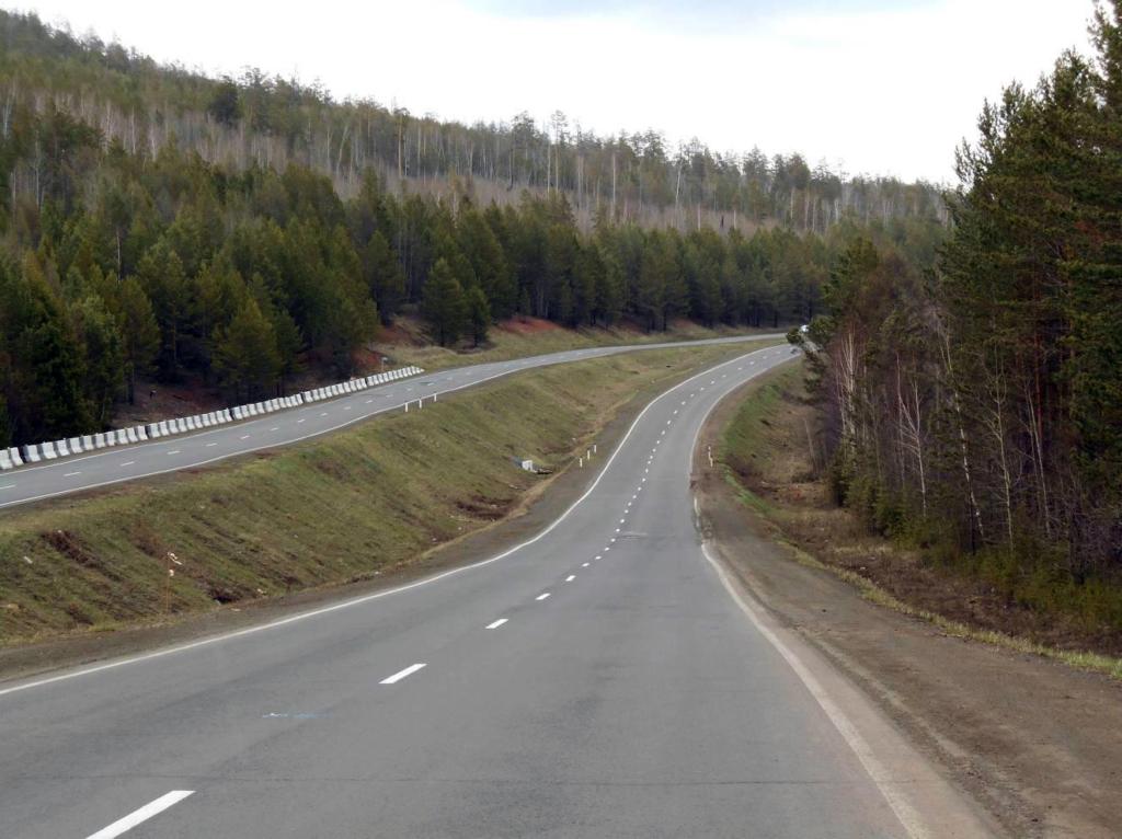 Избранный участок. В Братском районе капитально отремонтируют 5 километров федеральной трассы А-331 «Вилюй»