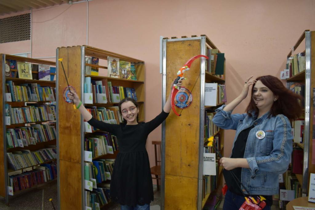 Неделя бурятской культуры. Проект детской библиотеки «Первоцвет» в Усть-Илимске пользуется популярностью (фото)