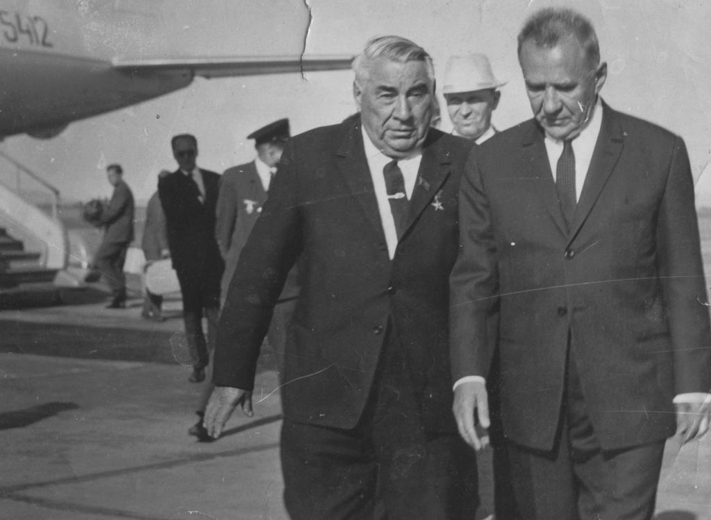 """""""Он смело жил и смело строил, героем в самом деле был"""".  Исполнилось 115 лет со дня рождения Ивана Наймушина"""