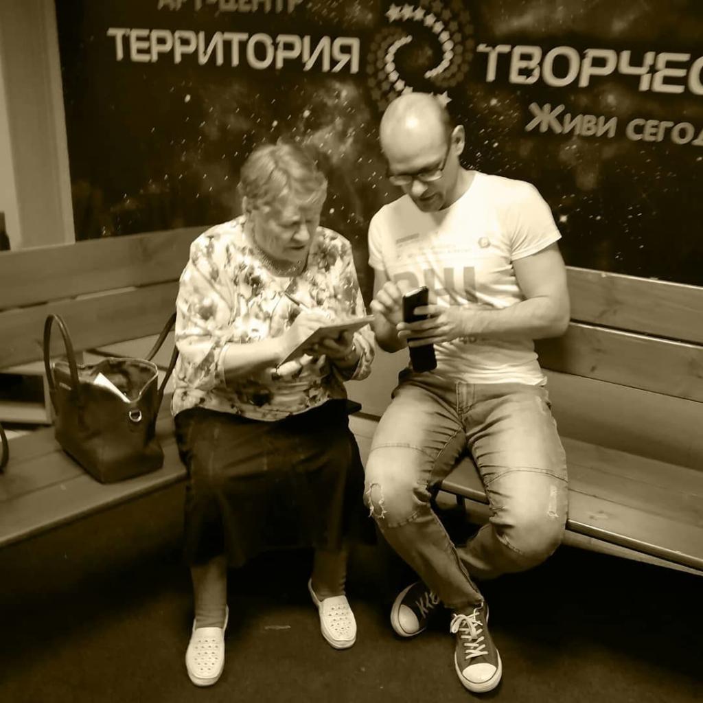Некогда стареть! Ветераны педагогического труда Усть-Илимска провели необычное дефиле