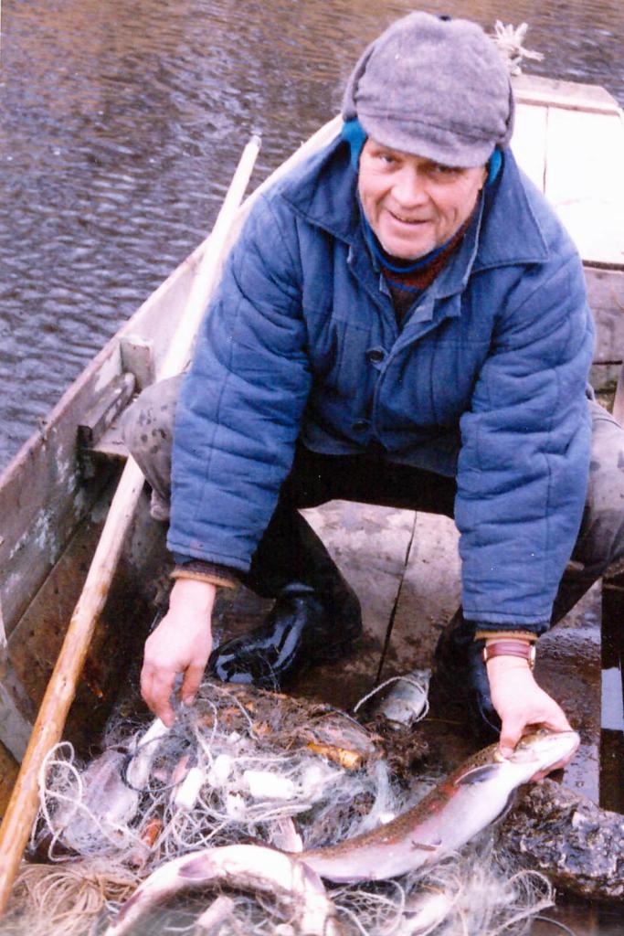 Трудом и терпением. Старейший житель Мамско-Чуйского района Валентин Карпов отметил 90-летний юбилей
