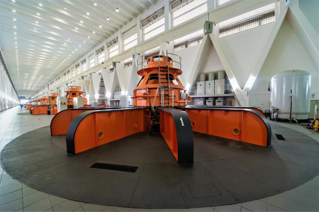 Братская ГЭС установила рекорд по производству электроэнергии среди гидроэлектростанций России и Европы