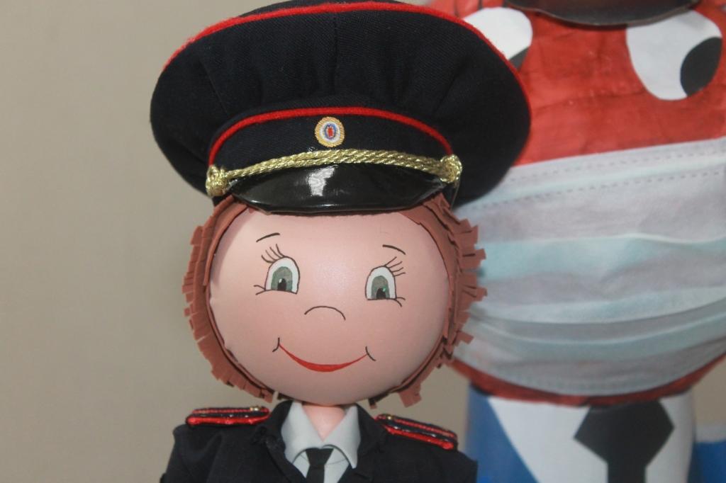«Полицейский дядя Степа». В Усть-Илимске завершился городской этап ежегодного конкурса игрушек