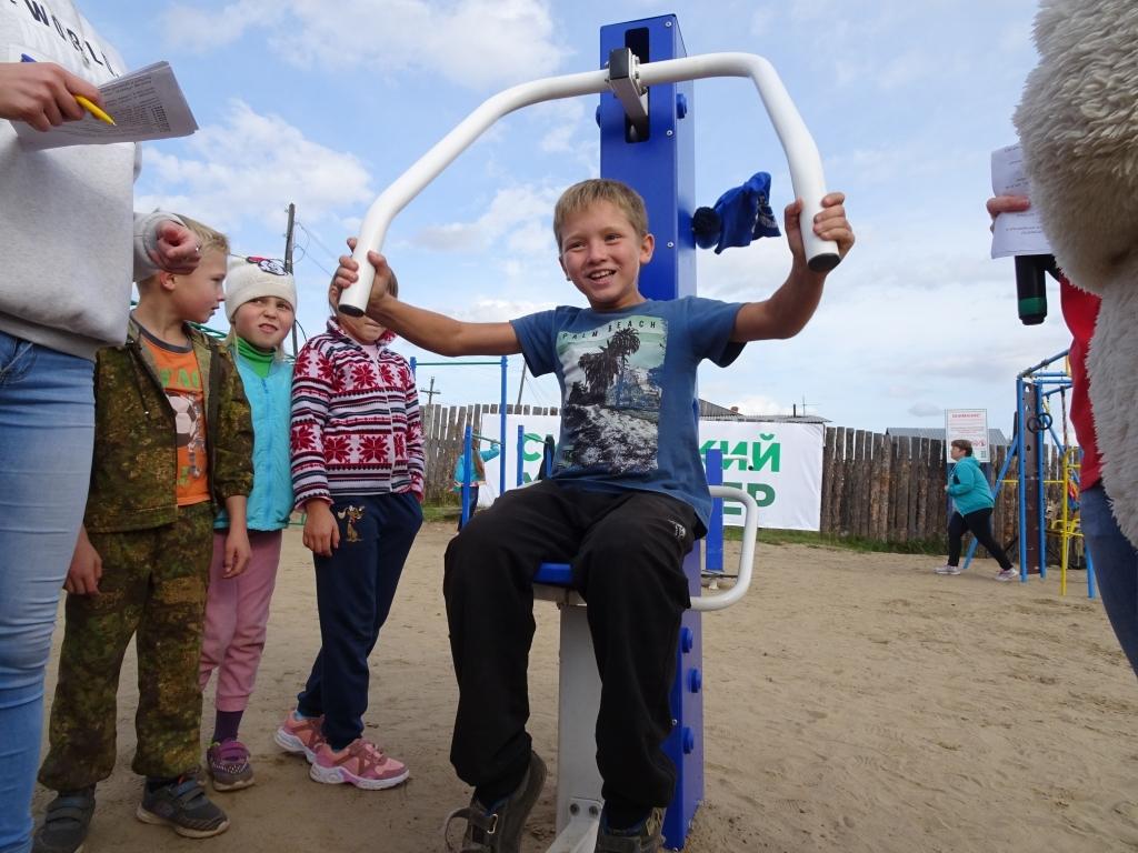 При участии Фонда Андрея Чернышева в жилом районе Осиновка появится открытая тренажерная площадка
