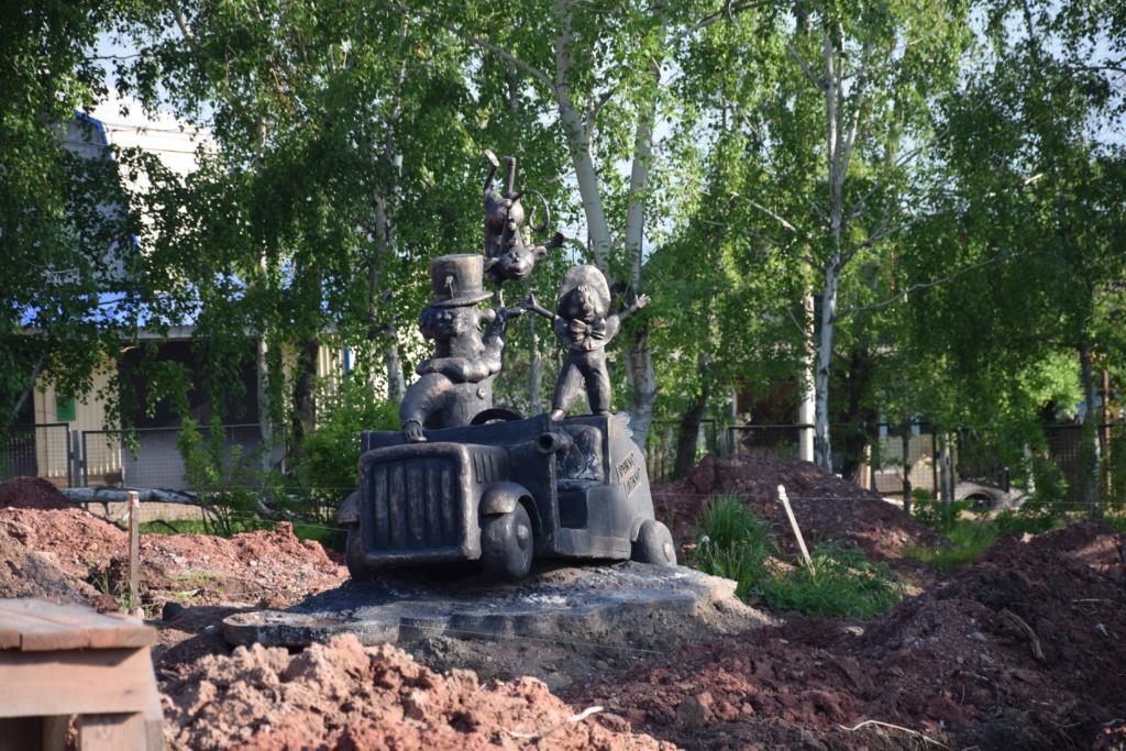 Парк ко Дню металлурга. В Братске появится современное место общественного отдыха