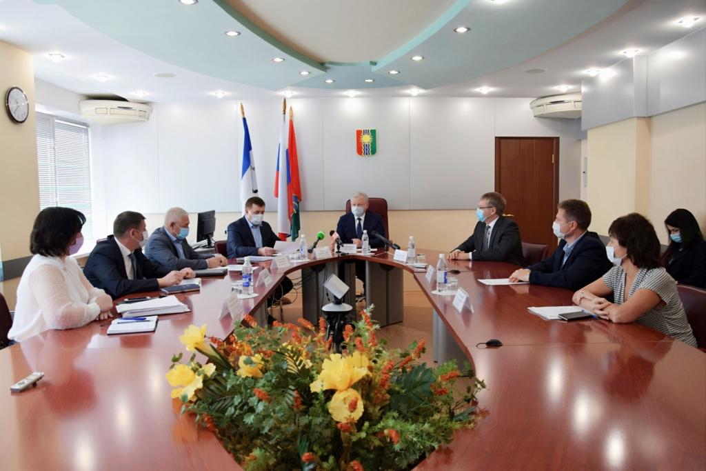 С июля Упрдор «Прибайкалье» приступит к содержанию и ремонту федерального участка дороги в Братске