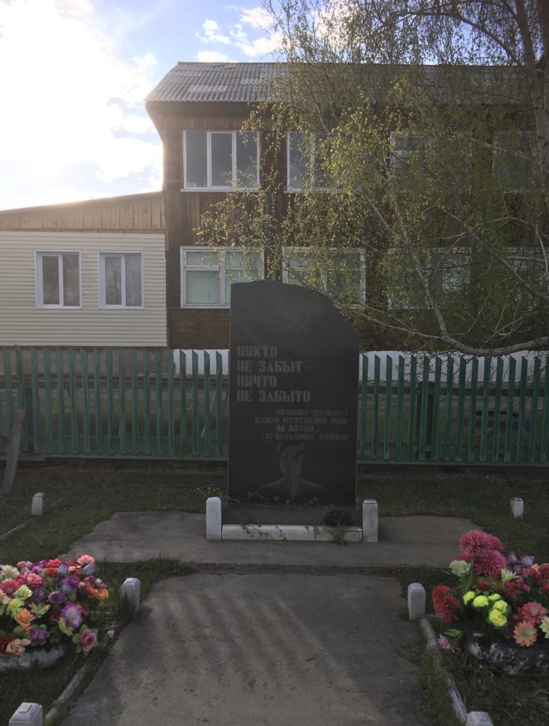 9 мая мы все равно отметим! В поселке Бирит при поддержке Фонда Андрея Чернышева провели подготовку к 75-летию Победы