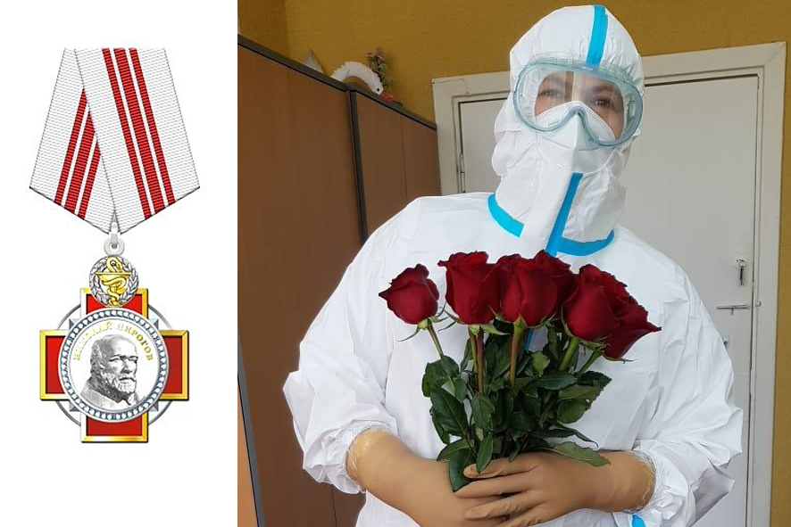 Андрей Чернышев поздравил врачей Братской районной больницы с присуждением правительственной награды