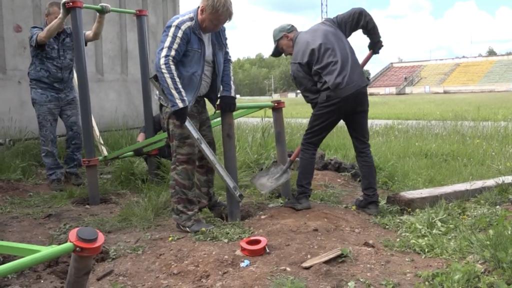 В Усть-Куте появятся новые силовые тренажеры