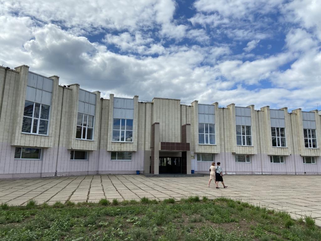 Андрей Чернышев: Капитальный ремонт кровли ДК «Дружба» в Усть-Илимске запланирован на следующий год