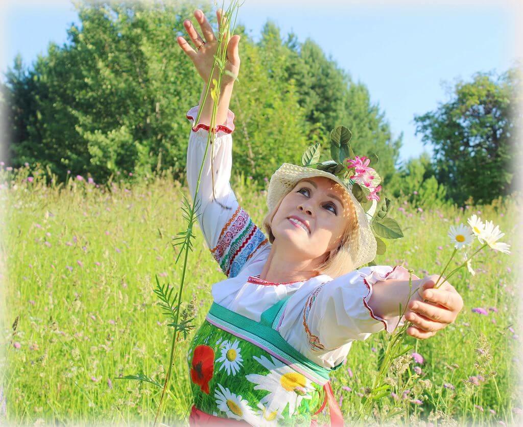 В объективе – лето! Сотрудницы Усть-Илимского дома-интерната для престарелых и инвалидов приняли участие в фотоконкурсе (фото)