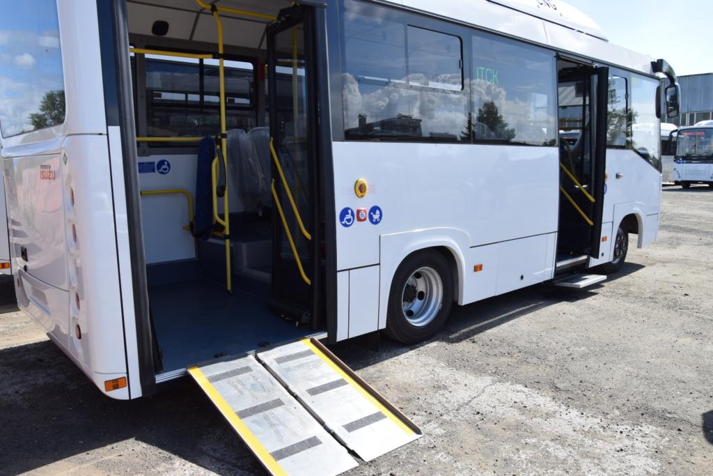 В Братск своим ходом. Автопарк северной столицы Приангарья пополнили 15 новых автобусов