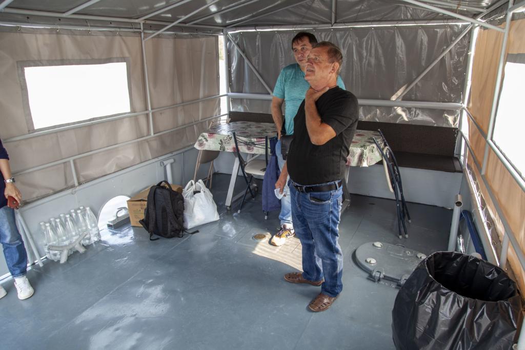 При содействии Фонда Андрея Чернышева врачи районной больницы проведут прием в заморских поселках Братского района