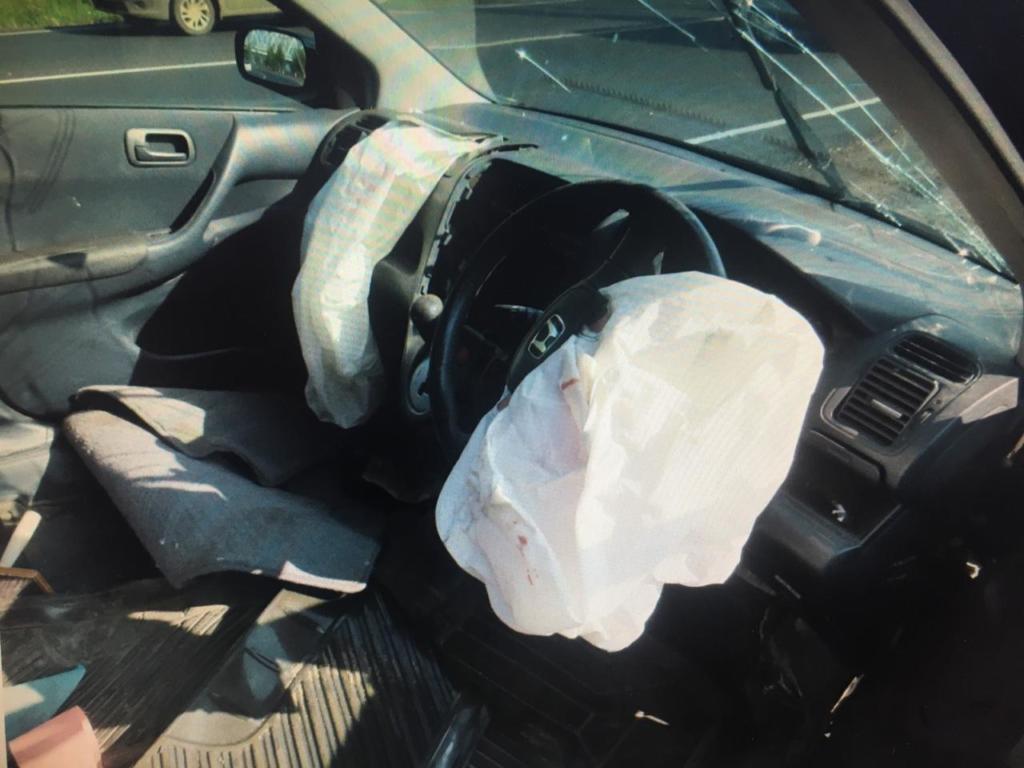 Угнал и разбил. Похитителя автомобиля в Усть-Илимске задержали в течение нескольких часов