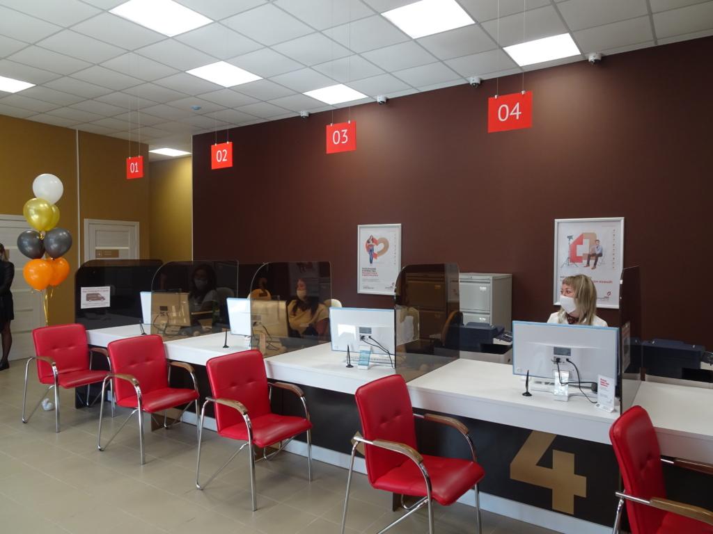По инициативе Андрея Чернышева в Правобережном районе Братска открыли отделение МФЦ «Мои документы» (видео)