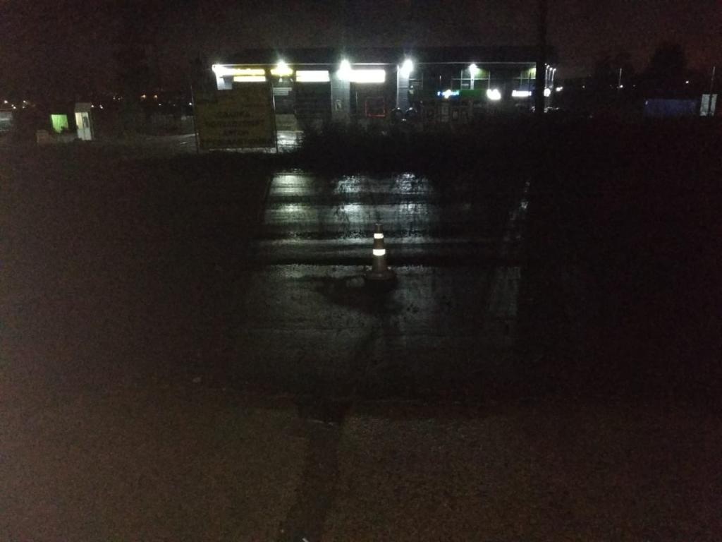 В Братске насмерть сбили пешехода. Полиция разыскивает водителя, скрывшегося с места ДТП