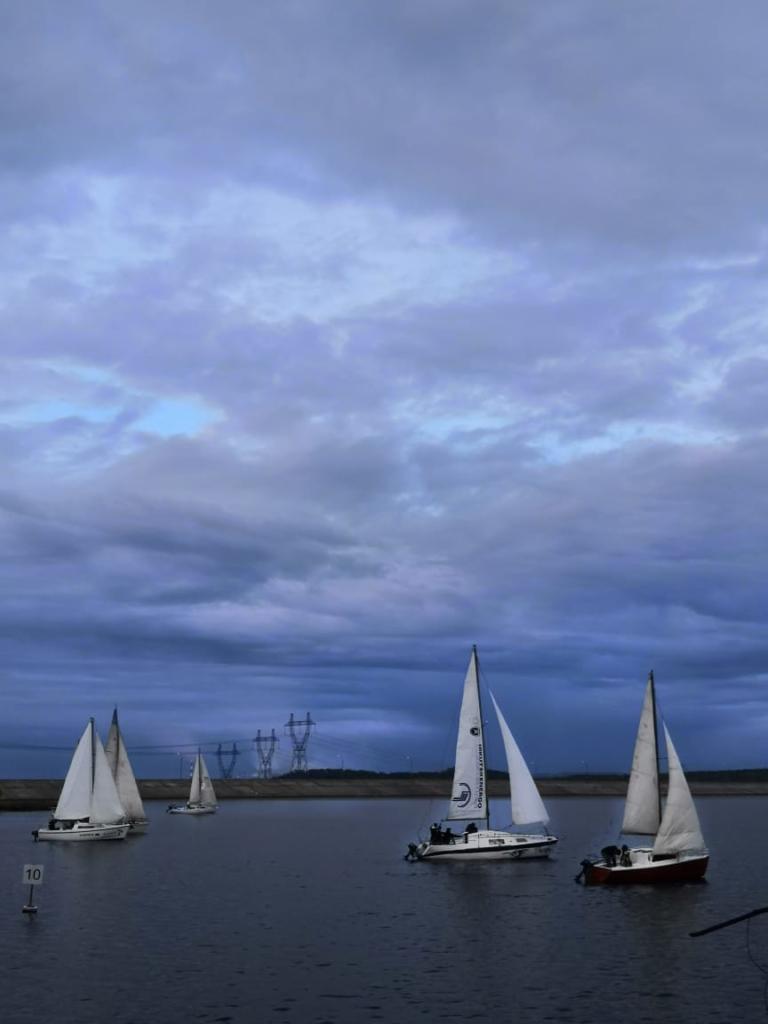 Попутного ветра! 25 сентября в Усть-Илимске прошла парусная регата (фото)