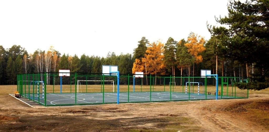 В 2020 году на благоустройство общественных территорий Братского района направлено порядка 23 млн рублей