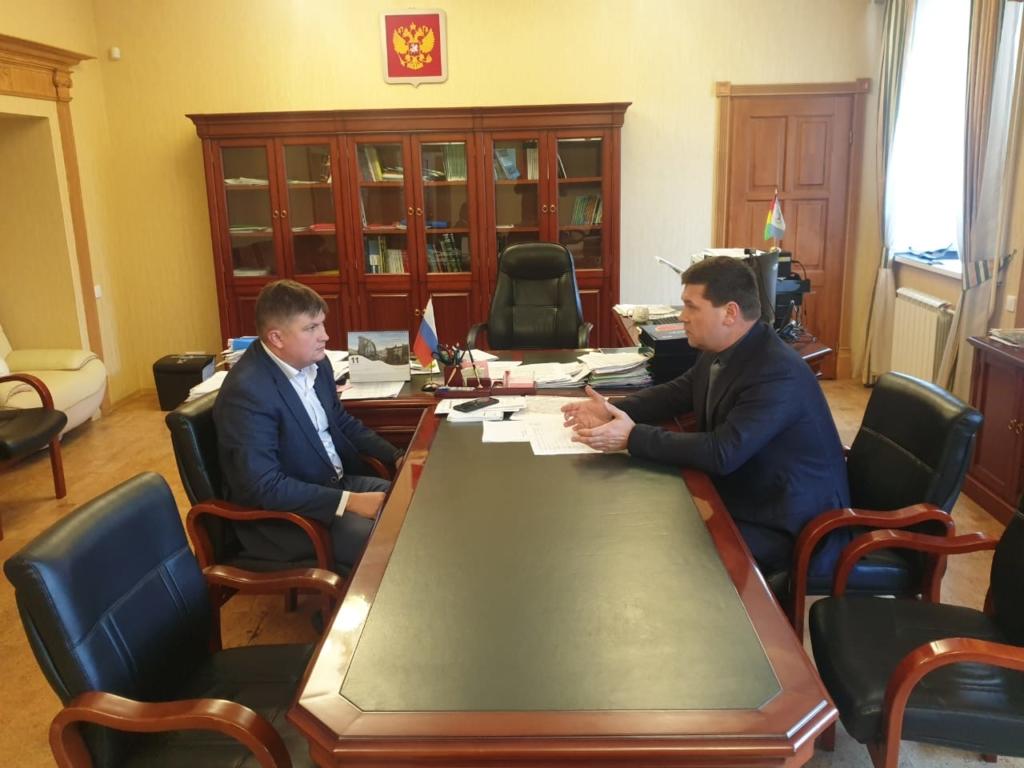 Андрей Чернышев: В ближайшее время начнется монтаж чаши бассейна Братского университета