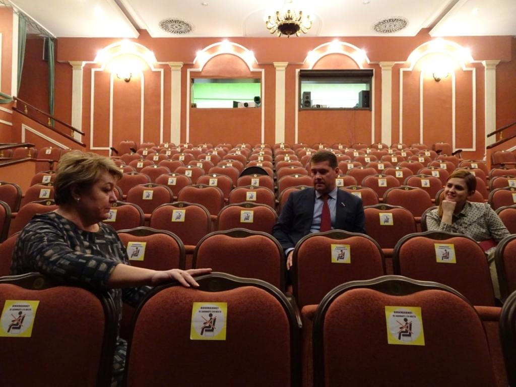 Андрей Чернышев рассказал о развитии сферы культуры в Иркутской области