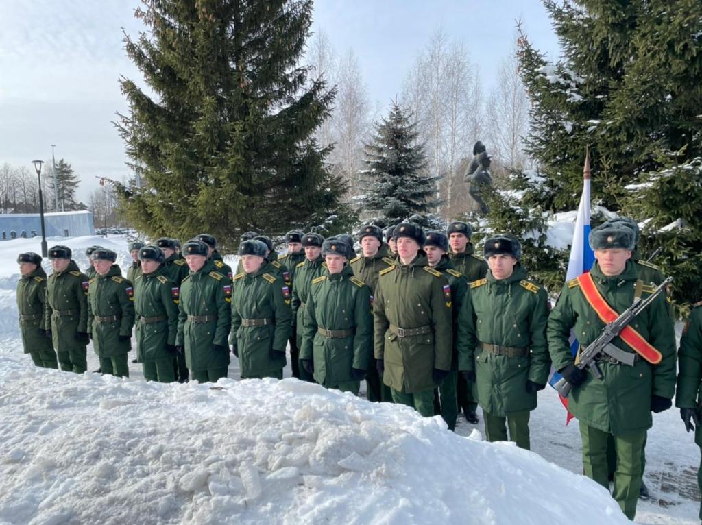 Андрей Чернышев: Нам необходимо сохранить память о героях войны и воспитывать нашу молодежь на их примере