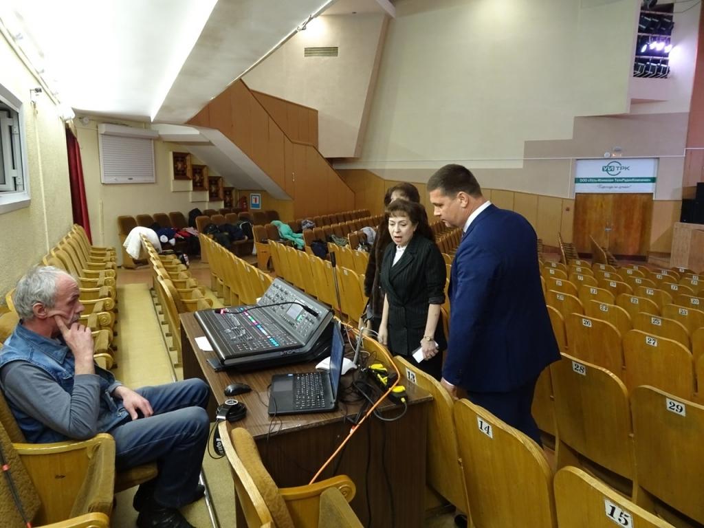 Андрей Чернышев: С Днем работника культуры России!