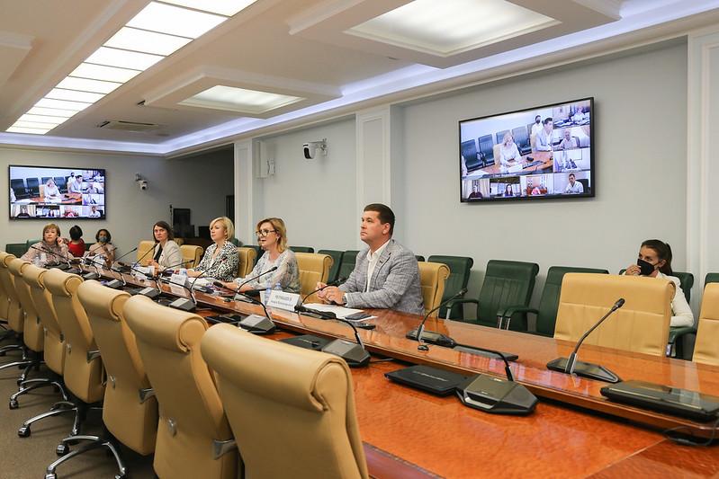 По инициативе сенатора Андрея Чернышева в Совете Федерации прошло совещание по агротуризму